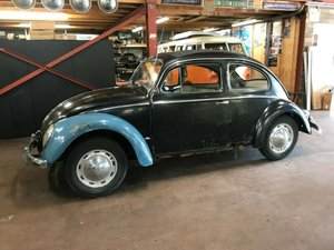 1958 Volkswagen Käfer mit Faltdach ,Ragtop Beetle For Sale