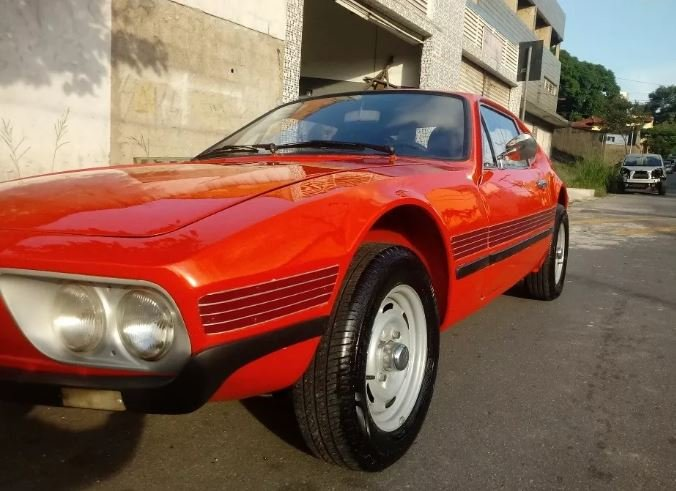 1975 Brazilian VW SP2  For Sale (picture 1 of 4)