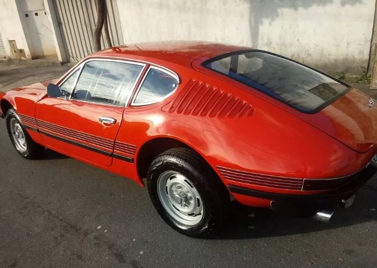 1975 Brazilian VW SP2  For Sale (picture 2 of 4)