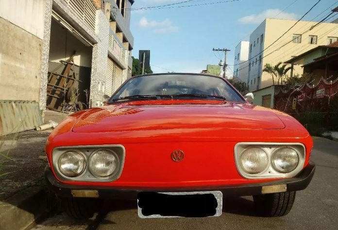 1975 Brazilian VW SP2  For Sale (picture 3 of 4)