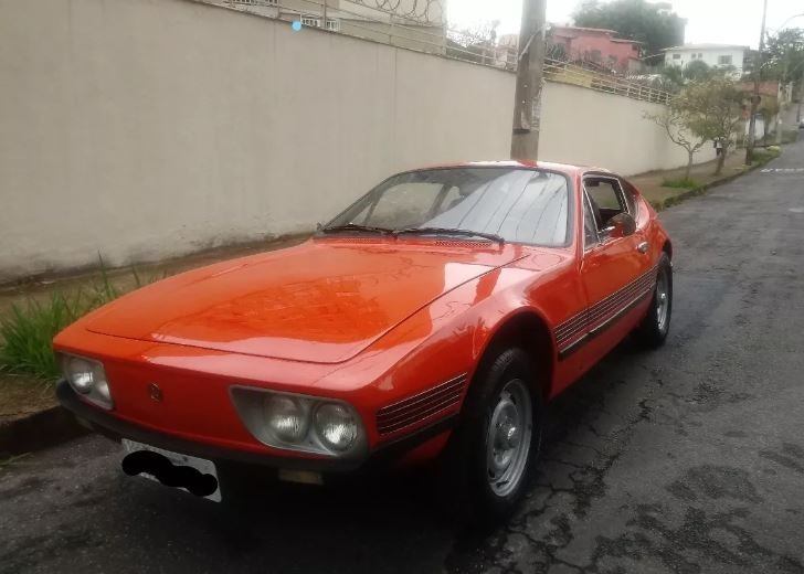 1975 Brazilian VW SP2  For Sale (picture 4 of 4)
