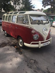 1975 Brazilian 15 windows converted into Samba replica SOLD