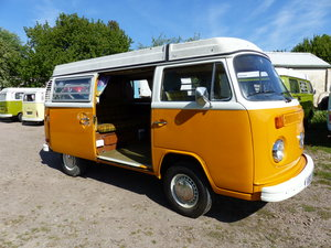 1976 TYPE 2 WESTFALIA BERLIN CAMPER 2.0 For Sale