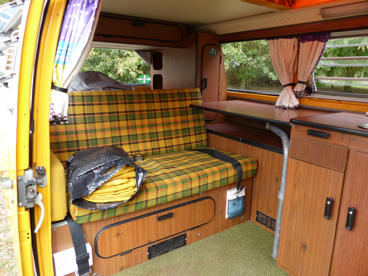 1976 TYPE 2 WESTFALIA BERLIN CAMPER 2.0 For Sale (picture 3 of 6)