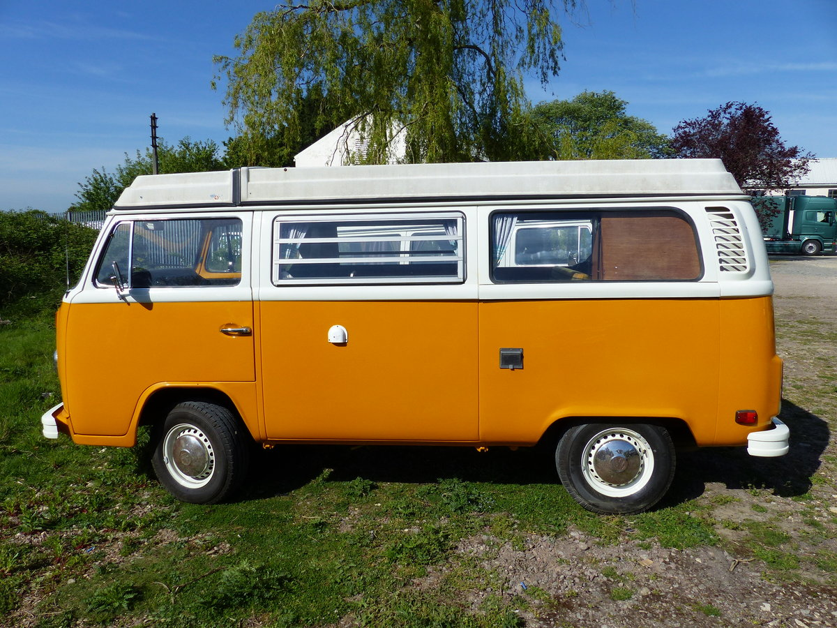 1976 TYPE 2 WESTFALIA BERLIN CAMPER 2.0 For Sale (picture 6 of 6)