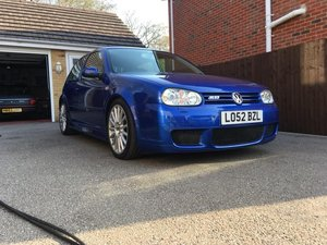 2002 VW Golf R32 MKIV - Immaculate For Sale