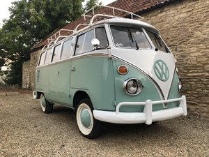 1968 Volkswagen Splitscreen Campervan | E-Type | Splity For Sale