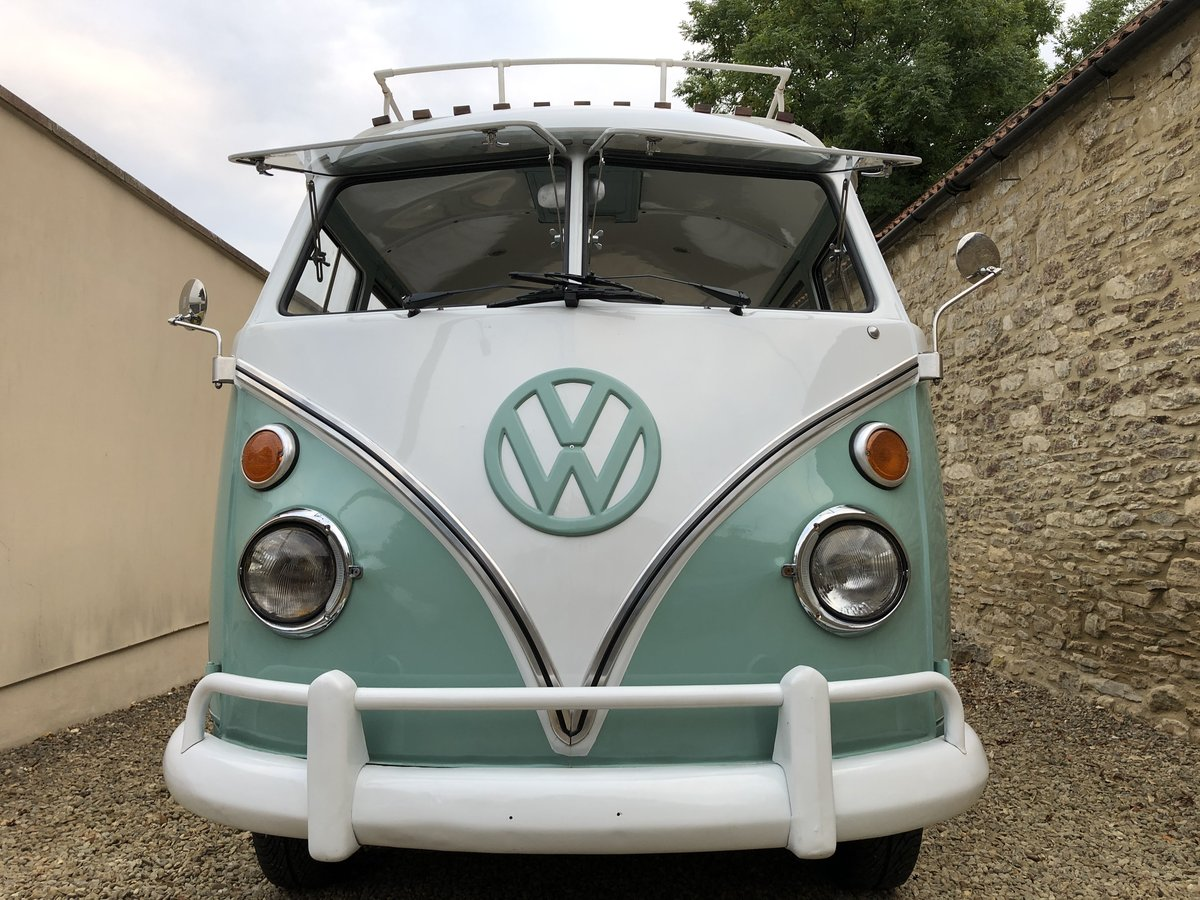 1968 Volkswagen Splitscreen Campervan | E-Type | Splity For Sale (picture 3 of 6)