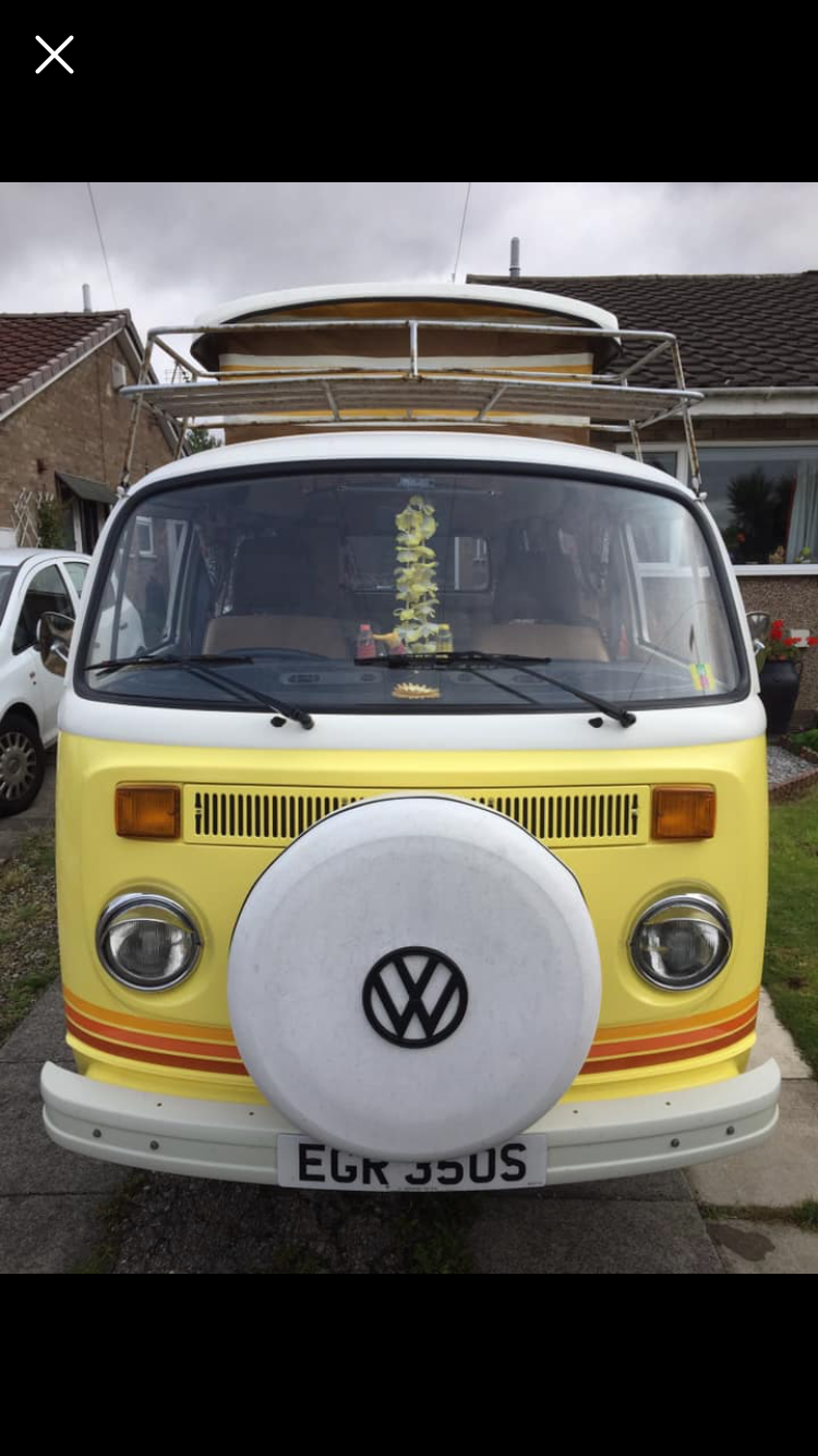 1978 VW CampervanType2 Bay Window  Devon Moonraker For Sale (picture 1 of 5)