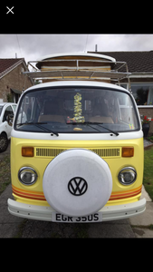 1978 VW CampervanType2 Bay Window  Devon Moonraker