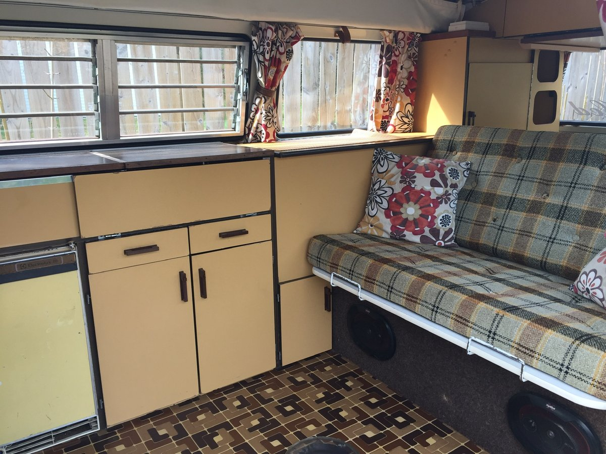 1978 VW CampervanType2 Bay Window  Devon Moonraker For Sale (picture 2 of 5)