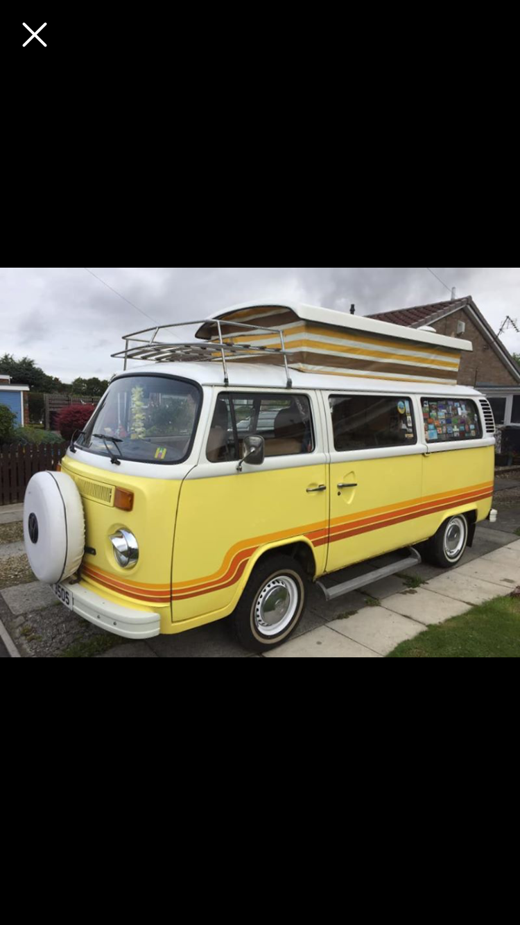 1978 VW CampervanType2 Bay Window  Devon Moonraker For Sale (picture 4 of 5)