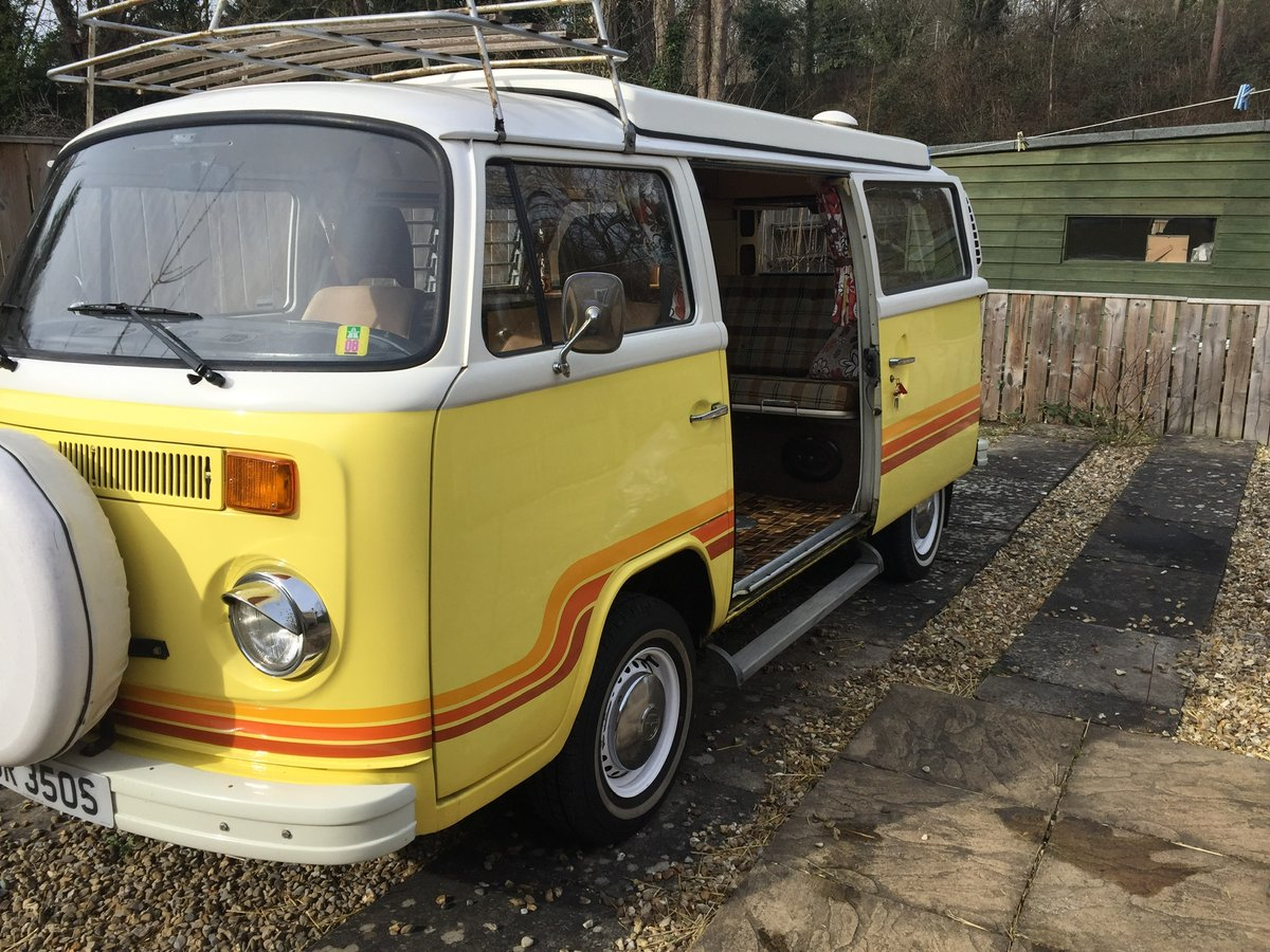 1978 VW CampervanType2 Bay Window  Devon Moonraker For Sale (picture 5 of 5)
