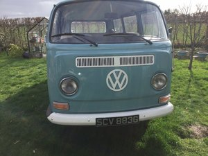 Lot 6 - A 1969 Volkswagen T2 Combi - 23/06/2019 For Sale by Auction