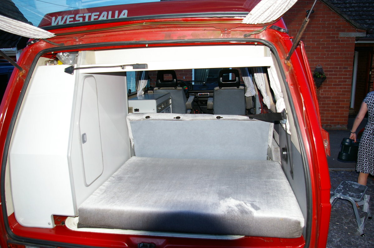 1989 T25 Westfalia in great condition For Sale (picture 2 of 6)