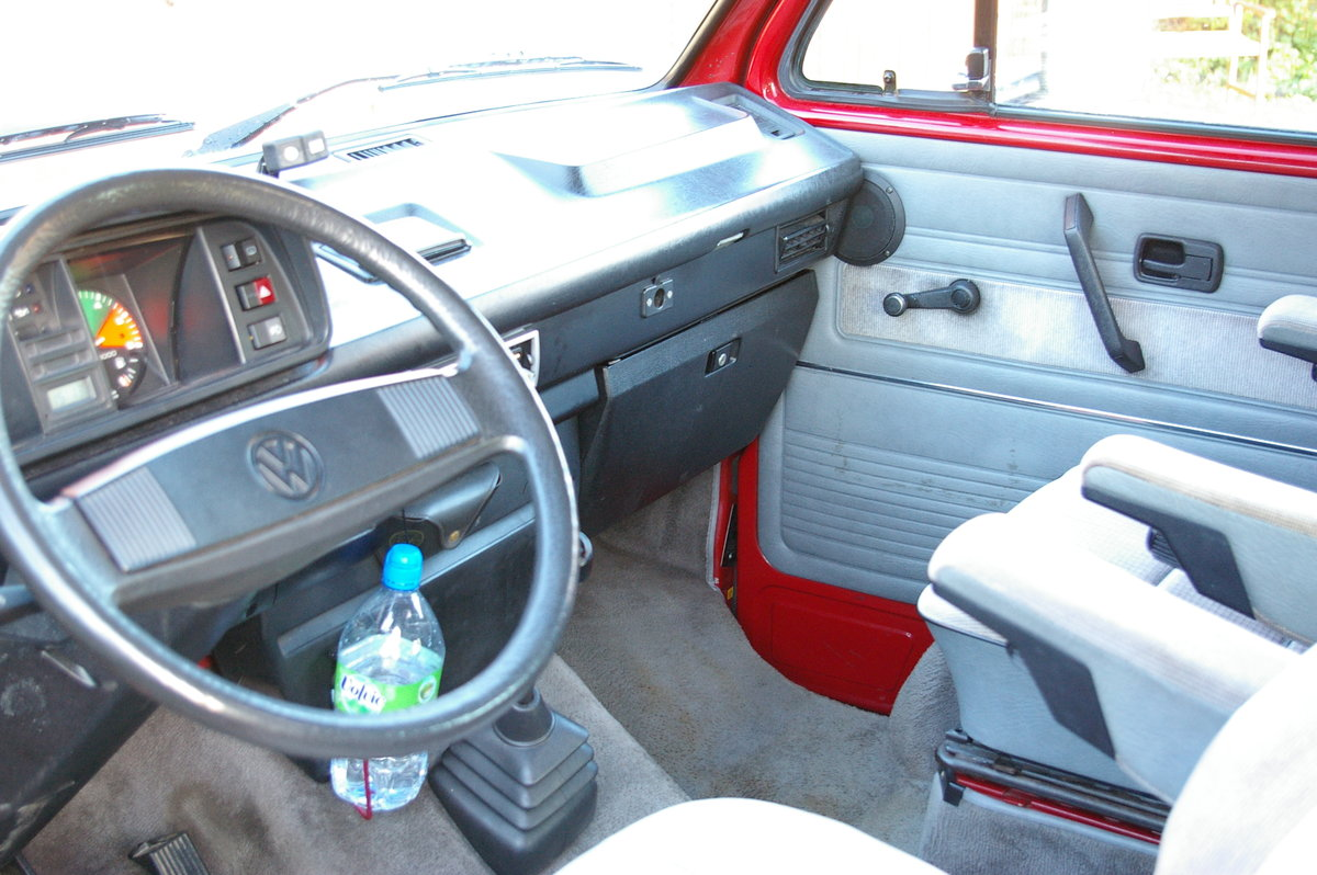 1989 T25 Westfalia in great condition For Sale (picture 3 of 6)