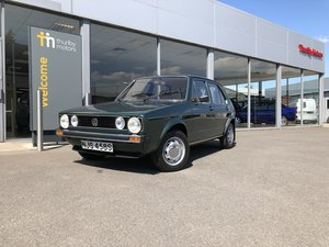 1978 Volkswagen Golf GLS For Sale