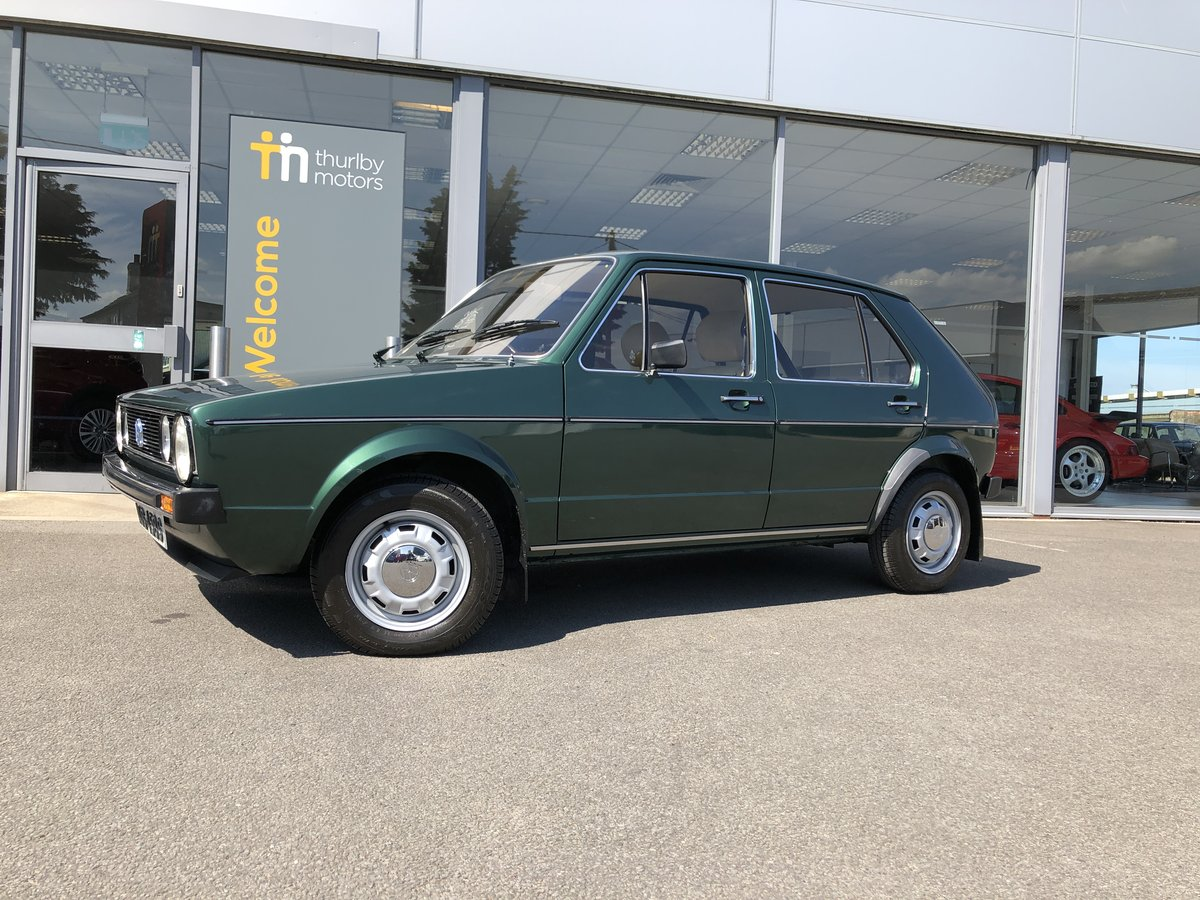 1978 Volkswagen Golf GLS For Sale (picture 2 of 4)