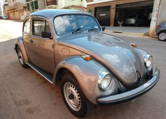 39.000Km 1996 VW Brazilian Beetle For Sale (picture 1 of 6)