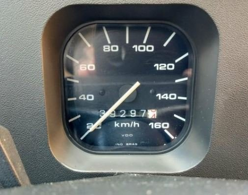 39.000Km 1996 VW Brazilian Beetle For Sale (picture 4 of 6)