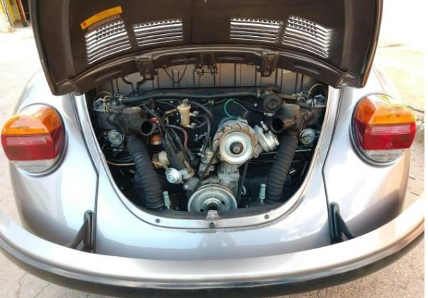 39.000Km 1996 VW Brazilian Beetle For Sale (picture 6 of 6)