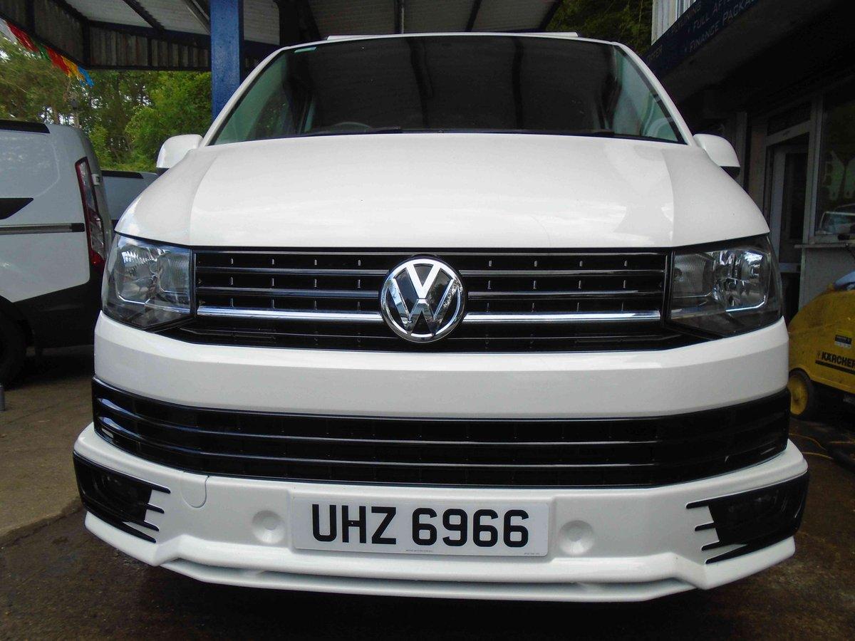 2016 Volkswagen Transporter 2.0TDI VW TRANSPORTER 6 SEATER For Sale (picture 2 of 6)