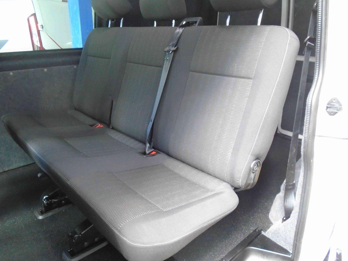 2016 Volkswagen Transporter 2.0TDI VW TRANSPORTER 6 SEATER For Sale (picture 5 of 6)