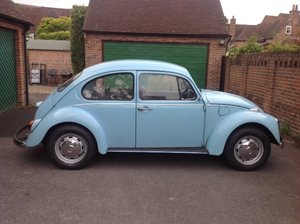 Lovely 1973 VW Beetle For Sale