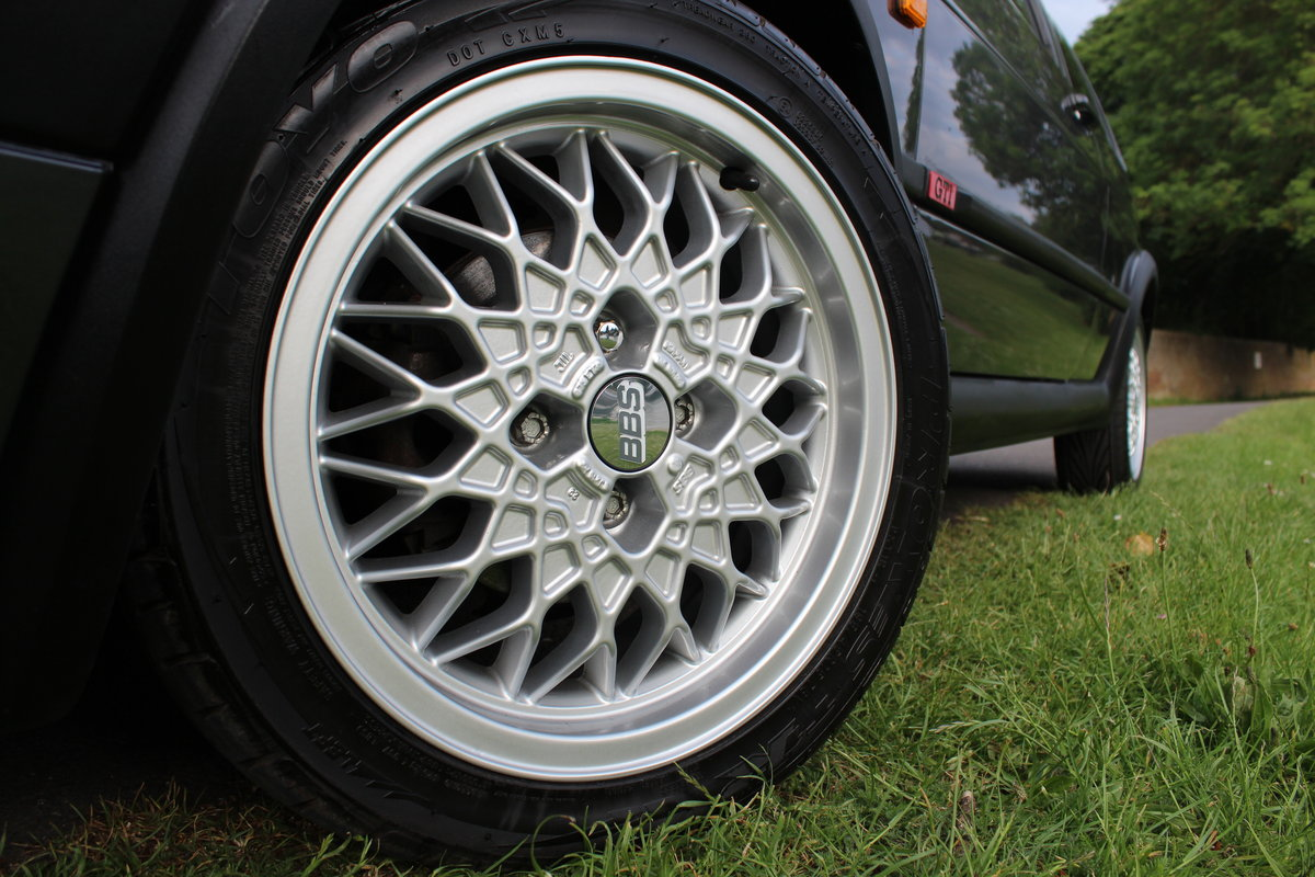 1991 Volkswagen MK2 Golf GTI 3dr Atlas Grey *2PR OWNERS FSH* SOLD (picture 6 of 6)