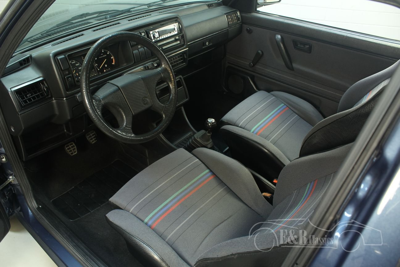 Volkswagen Golf GTI 1988 MK2 in top condition For Sale (picture 3 of 6)
