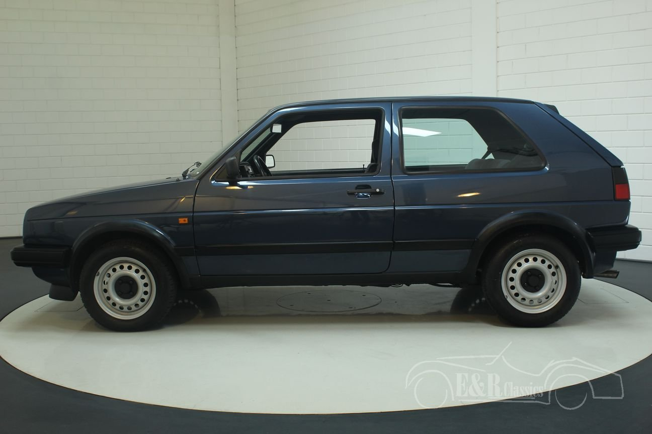 Volkswagen Golf GTI 1988 MK2 in top condition For Sale (picture 5 of 6)