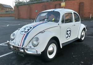 1966 Herbie Vw beetle 1300 1.6 Twin port engine For Sale
