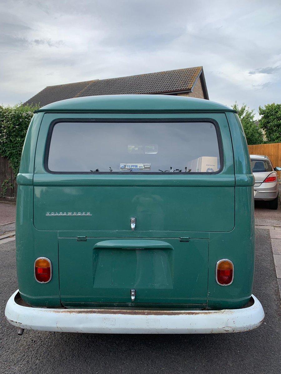 1967 VW Split Screen Double Door O.P. Panel Van For Sale (picture 3 of 6)