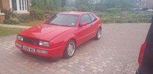 1992 Volkswagen Corrado 2.0 16v mot March 2020 For Sale