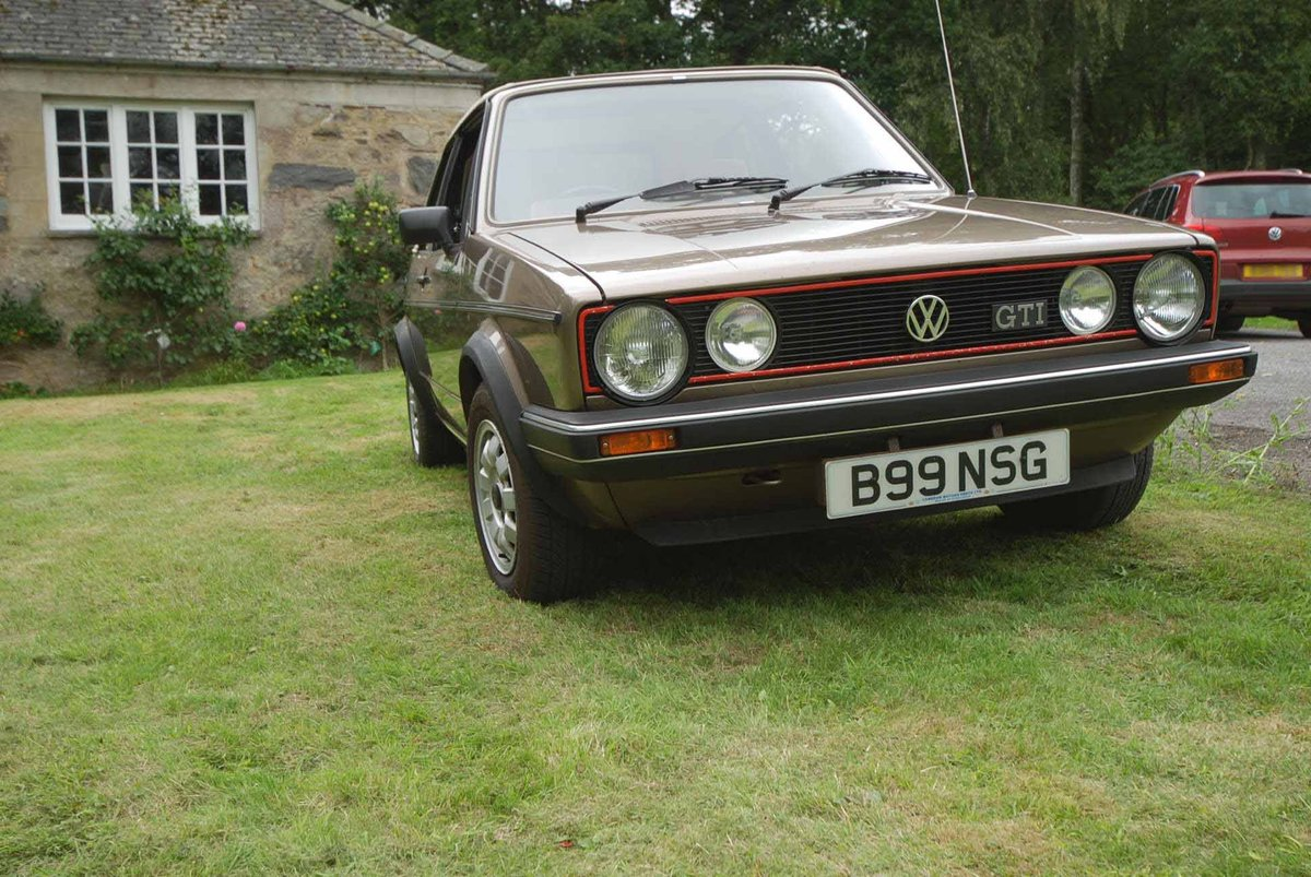1985 Golf GTi Cabrio For Sale (picture 2 of 6)