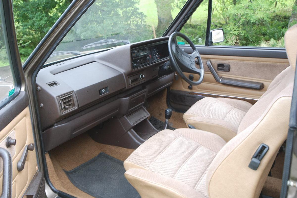 1985 Golf GTi Cabrio SOLD (picture 4 of 6)