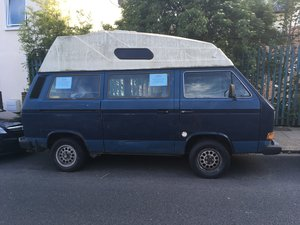 1993 VW T25 Camper 4 berth Automatic  LHD For Sale