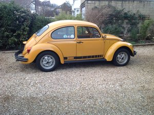 1973 VW Beetle Jeans for sale by auction on June 15th For Sale by Auction