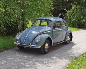 1959 Volkswagen Typ 11 Luxus (ohne Limit) For Sale by Auction