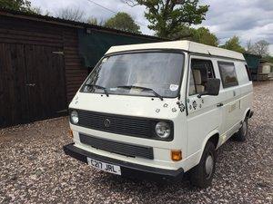 1986 VW campervan T25