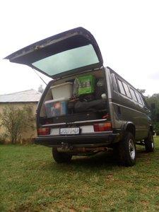 Rust free. VW T3 4x4 Syncro. 1991