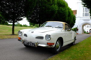 1971 VW Karmann Ghia Restored Condition For Sale
