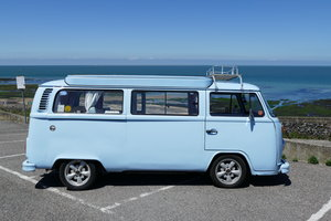 1975 vw camper For Sale