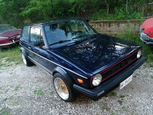 1983 Volkswagen Golf 1.8 GTI