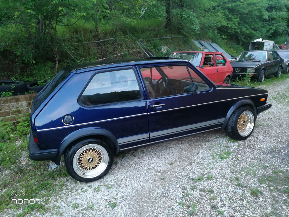 1983 Volkswagen Golf 1.8 GTI For Sale (picture 3 of 6)