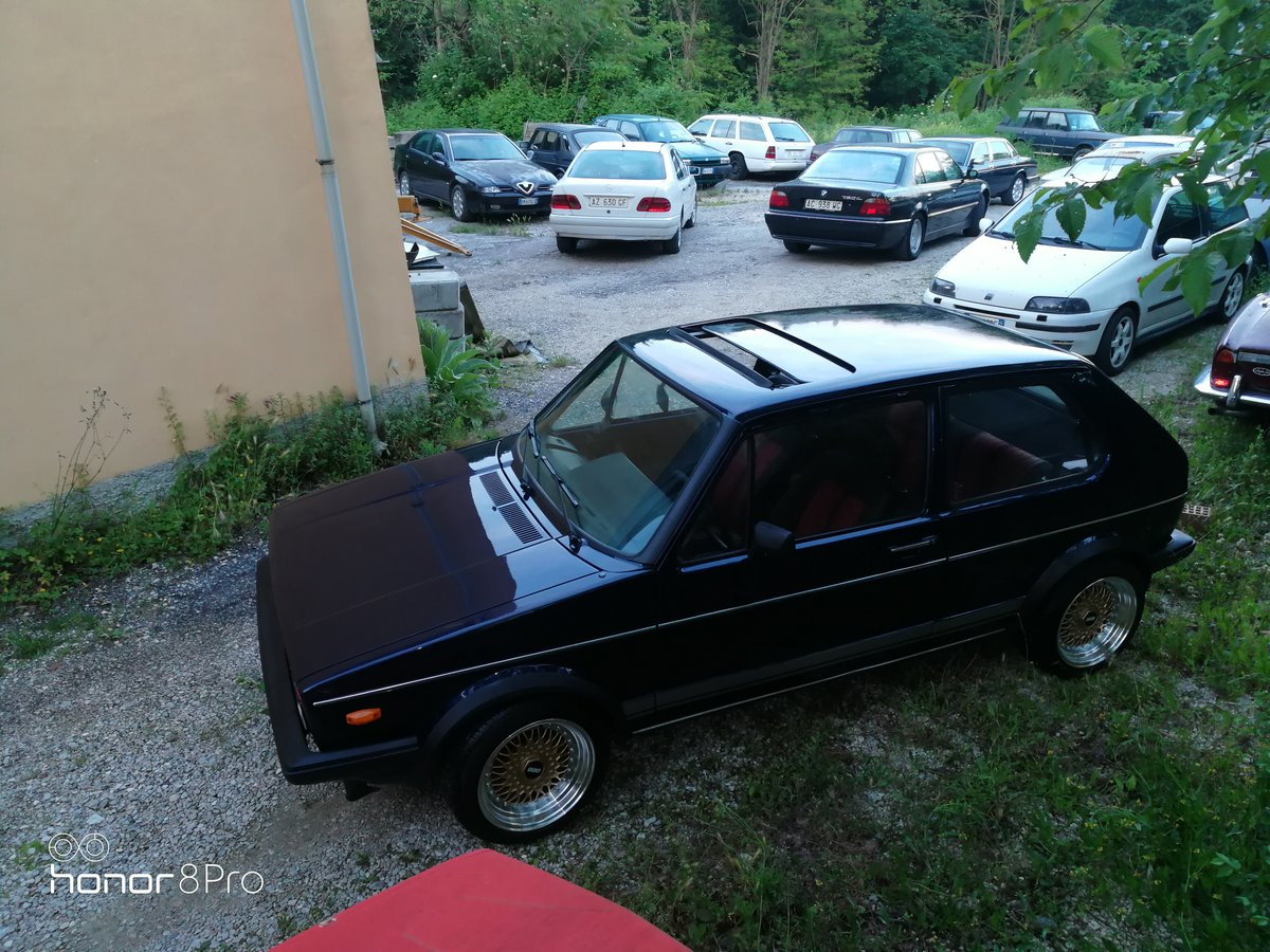 1983 Volkswagen Golf 1.8 GTI For Sale (picture 4 of 6)