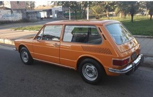 1975 VW Brasilia For Sale