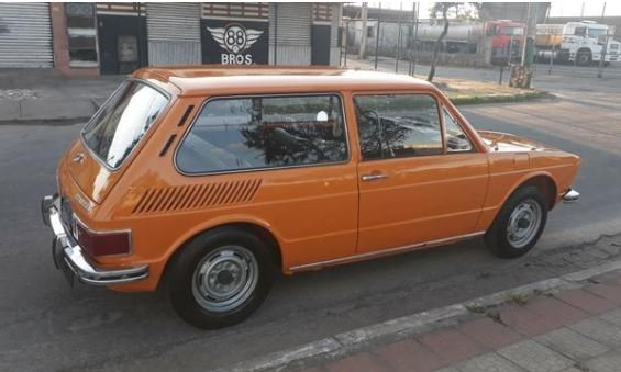 1975 VW Brasilia For Sale (picture 3 of 6)