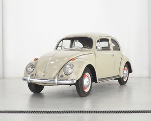 1955 Volkswagen Typ 11 Ovali-Käfer