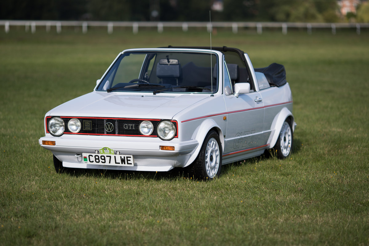 "1986 Now sold....Beautiful Mk1 Golf GTI ""CC"" SOLD (picture 1 of 6)"